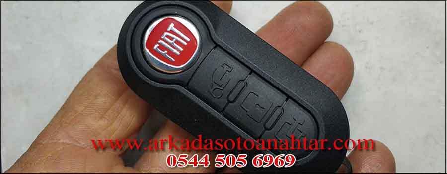 Fiat Doblo Anahtarı