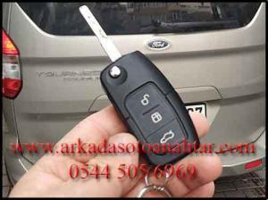 Ford Tourneo Courier Anahtarı