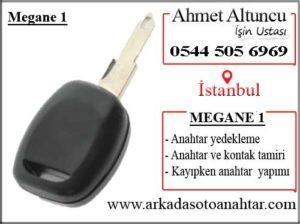 Megane 1 key and fob