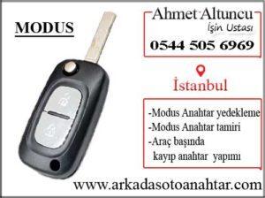modus remote key fob