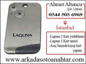 laguna 2 card key