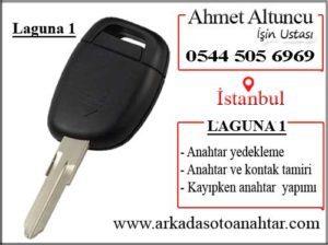 Laguna 1 key and fob