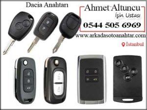 Dacia Anahtarı key