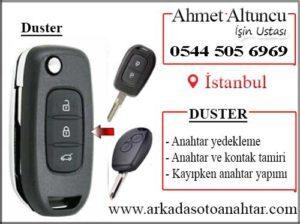 Duster key anahtar