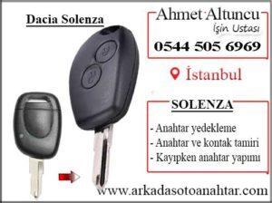 Solenza anahtarı key