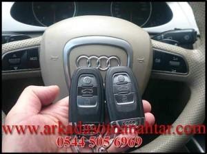 Audi A4 Anahtar Yapımı