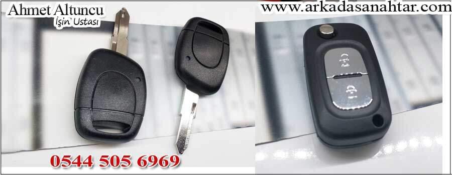 clio 2 keys
