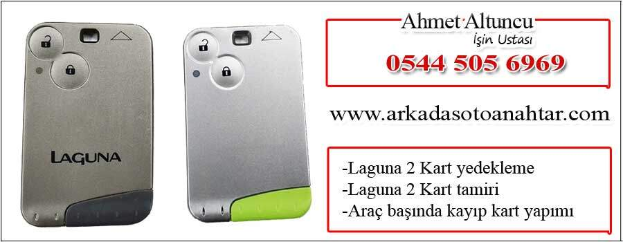 Laguna card key