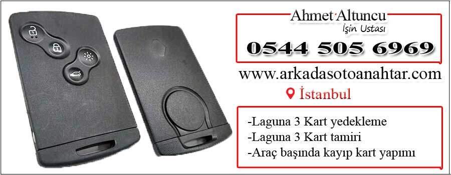 Laguna 3 card key