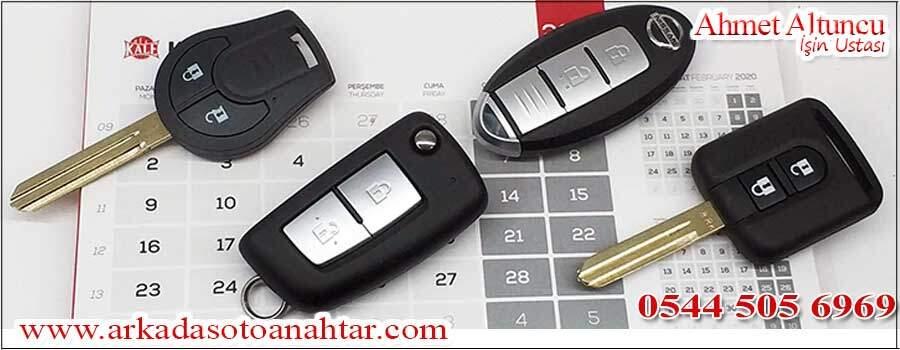 Nissan Juke Kontak Anahtarı