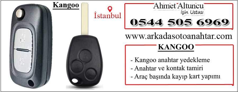 kangoo key and key shell